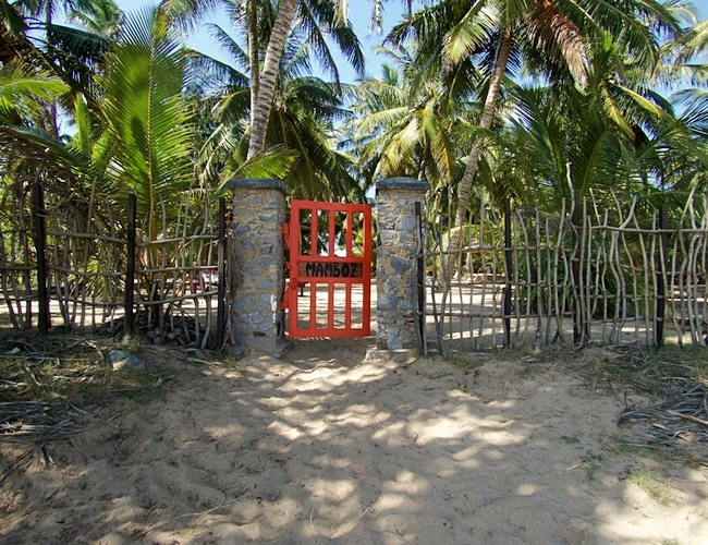 Mamboz red gate