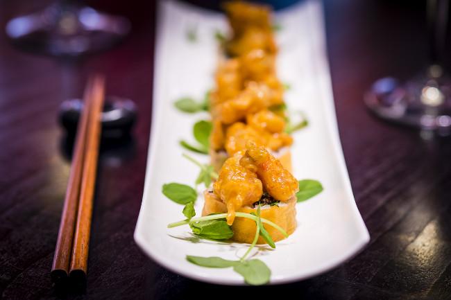 Rock shrimp