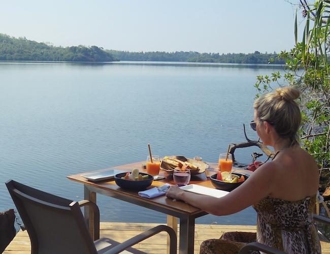 Tri jetty breakfast Pra