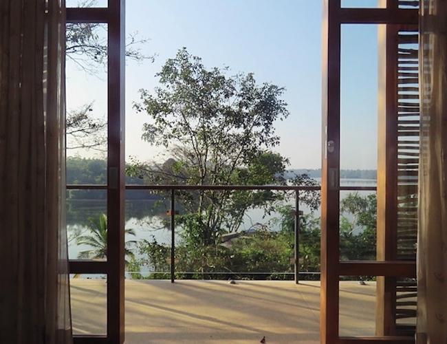 Tri room view