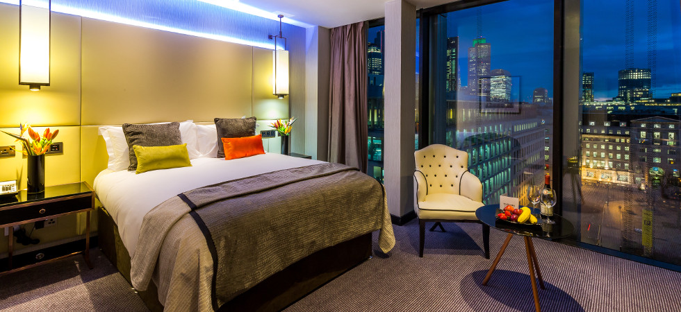 Boutique Rooms at our Amsterdam Hotel  The Hoxton