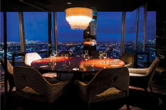 London Luscious Restaurants