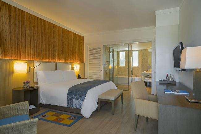 Hotel Paracas bedroom