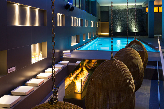 The Heliopic Sweet and Spa Hotel in Chamonix