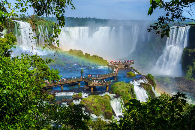 South America Discovery ÔÇô featuring Iguaz+¦ Falls