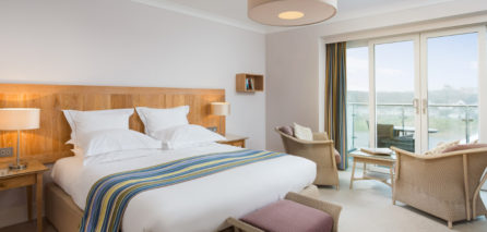 The Beach Hotel, Bude in Cornwall