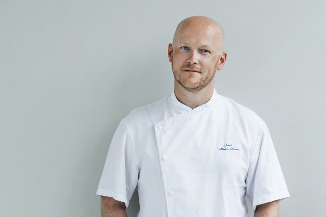 Jakob Mielcke Head Chef