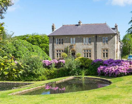 Kentisbury Grange, Kentisbury in North Devon