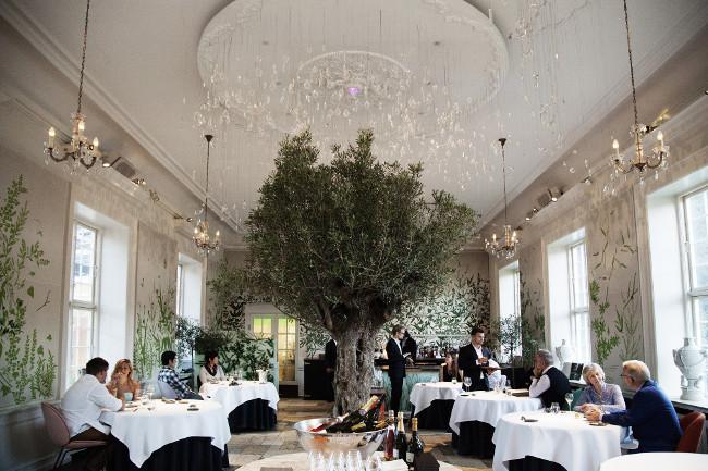 Mielcke & Hurtigkarl Restaurant Dinner