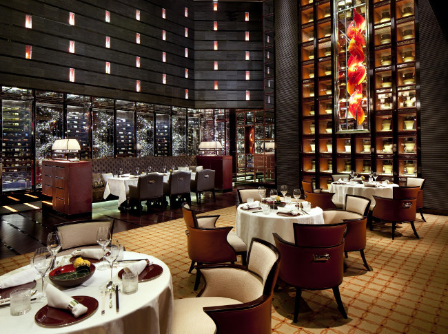 TIN LUNG HEEN – The Ritz-Carlton Hong Kong, China