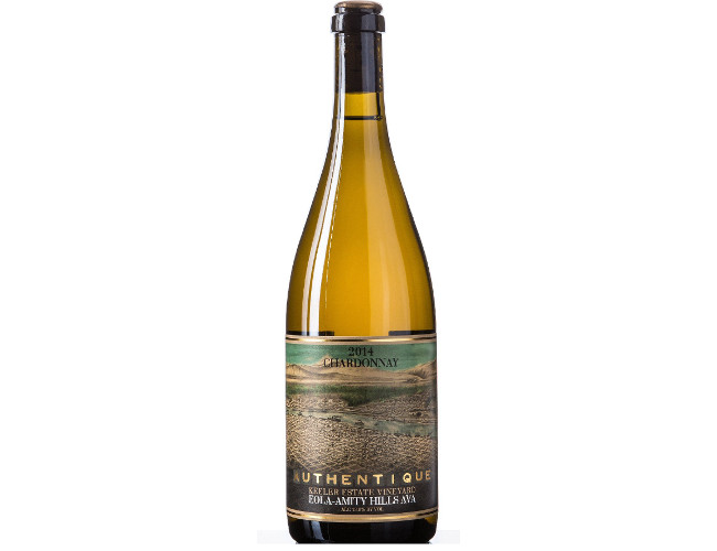 Authentique Keeler Estate Chardonnay 2014 (750 ml)