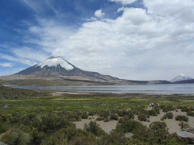 Volcán Parinacota