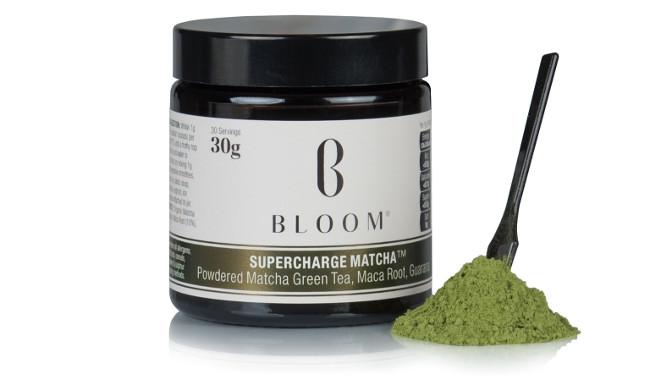 BLOOM Teas Flavoured Matcha Powder