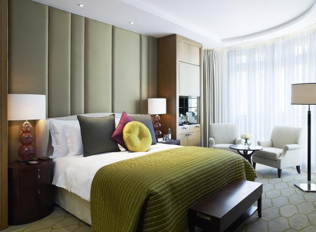Deluxe Room Corinthia Hotel London