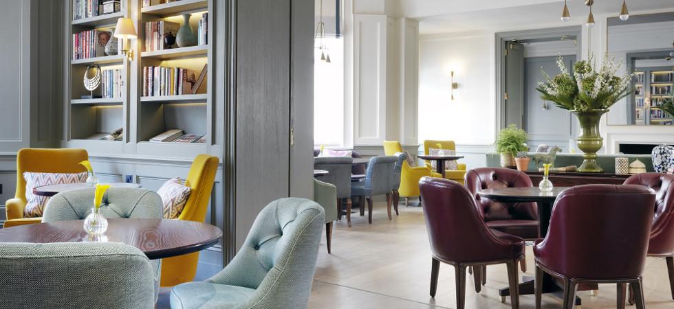 Kensington House Hotel Afternoon Tea