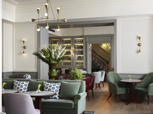 The Townhouse at The Kensington Hotel, London