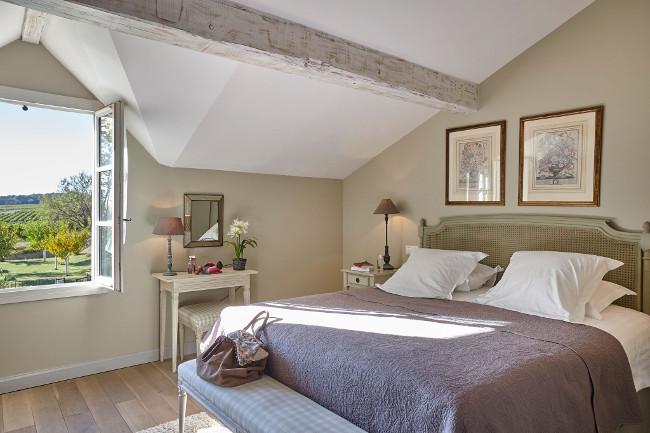 'Oliveraie Bedroom