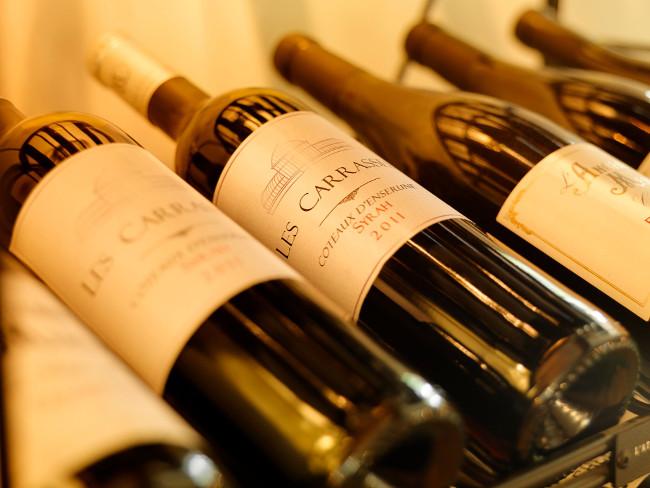 Les Carrasses Wines