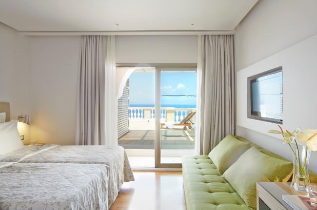 Marbella Hotel Corfu Rooms