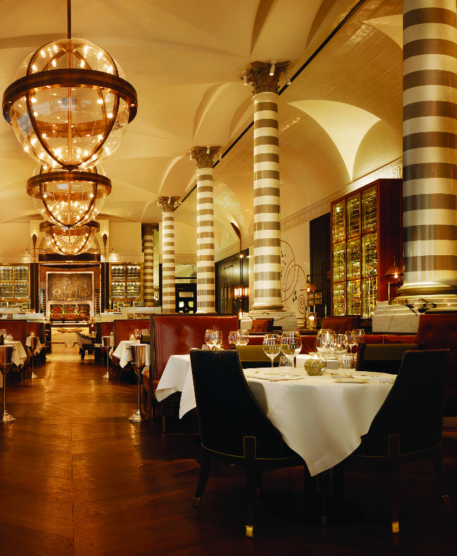 Massimo Restaurant & Bar (side view)