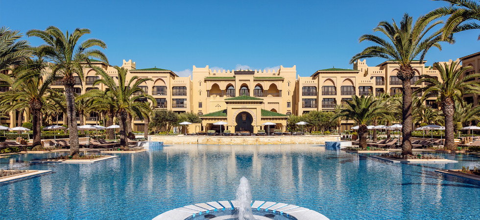 Mazagan Beach & Golf Resort, El Jadida (Casablanca) in Morocco