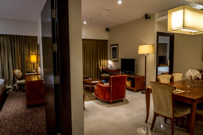 Oakwood Premier Prestge One Bed Room Apartment