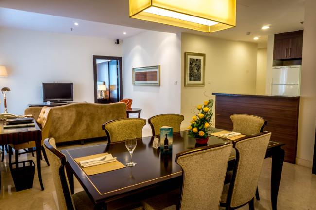 Oakwood Premier Prestige Bangalore in India