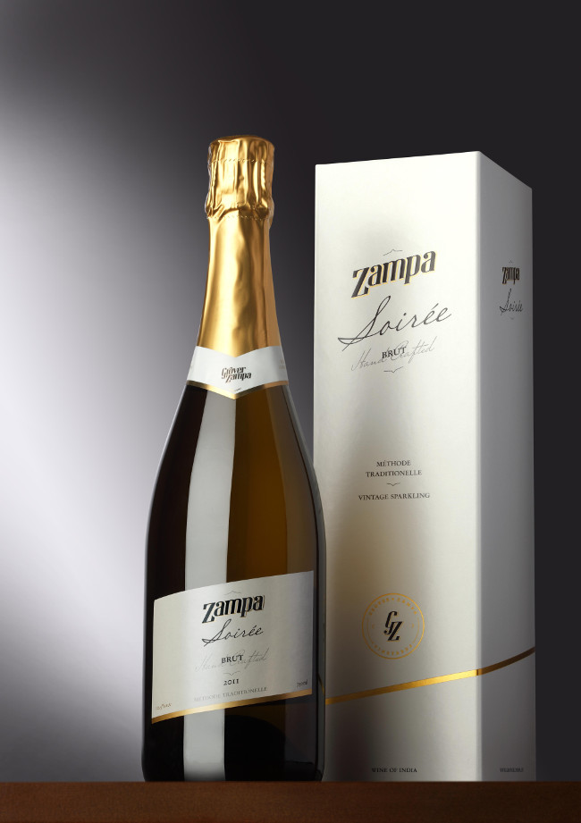 THE ECLECTIC ZAMPA SOIREE BRUT SPARKLING JEWEL-INDIA