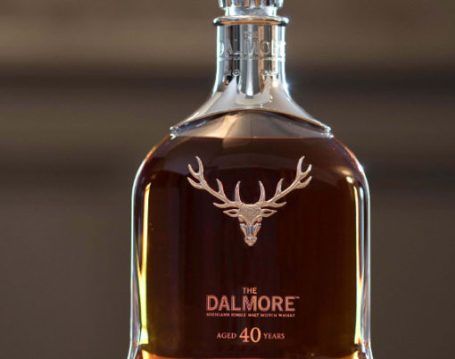 The Dalmore releases 40 year old whisky