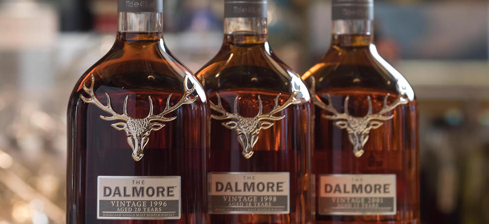 The Dalmore reveals Vintage Port Collection