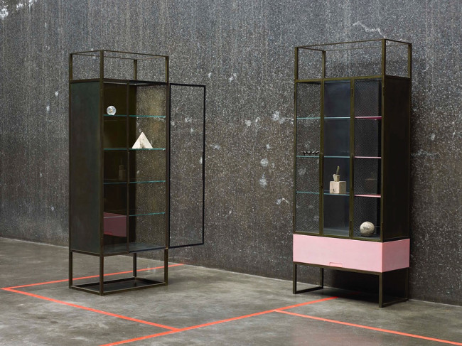 THE VITRINE COLLECTION