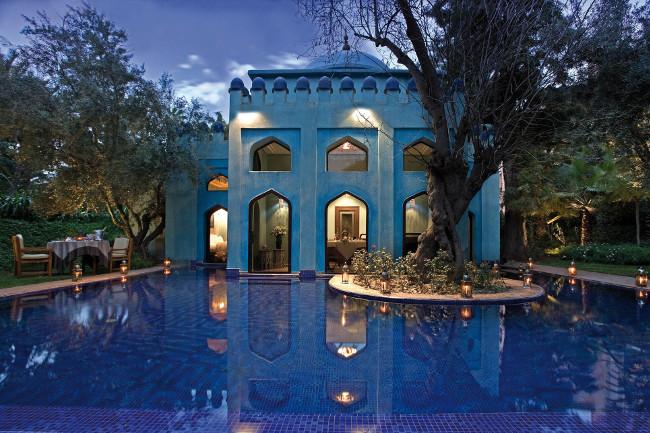 Es Saadi Marrakech Resort, Morocco