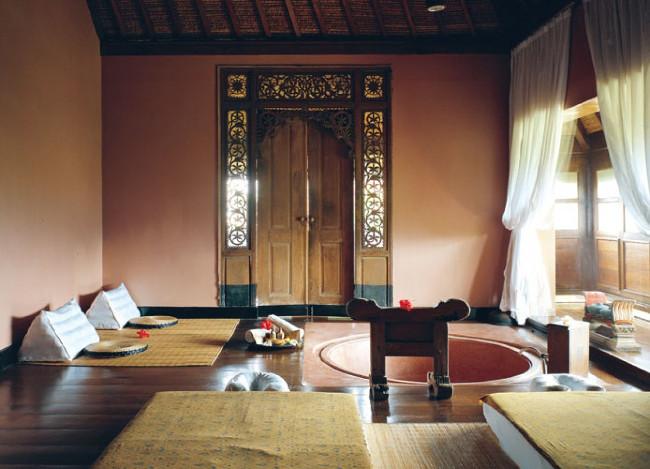 Hotel Tugu, Canggu Beach in Bali, Indonesia