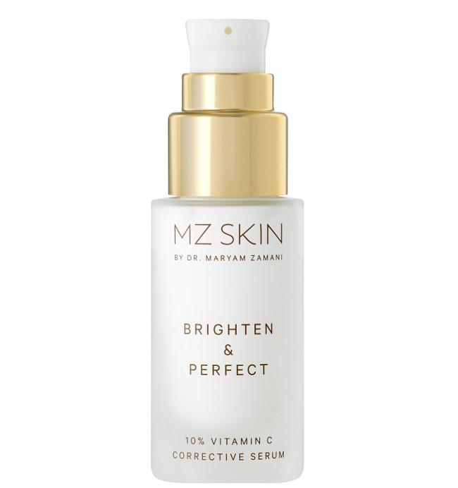 MZ Skin Brighten & Perfect 10% Vitamin C Corrective Serum (£245.00)
