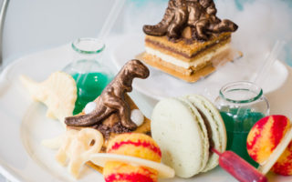 Science Afternoon Tea: Ampersand Hotel