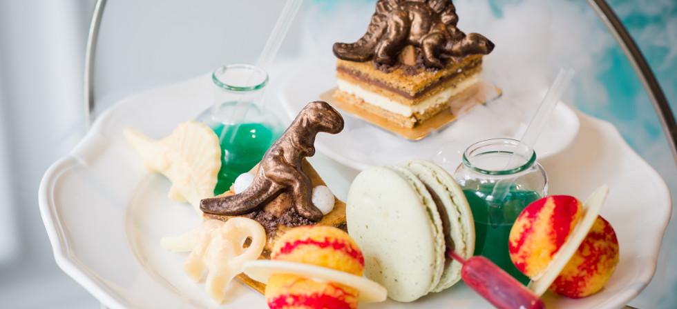 Science Afternoon Tea: Ampersand Hotel