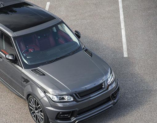 Range Rover Sport 4.4 SDV8 Diesel Autobiography Dynamic Pace Car-3