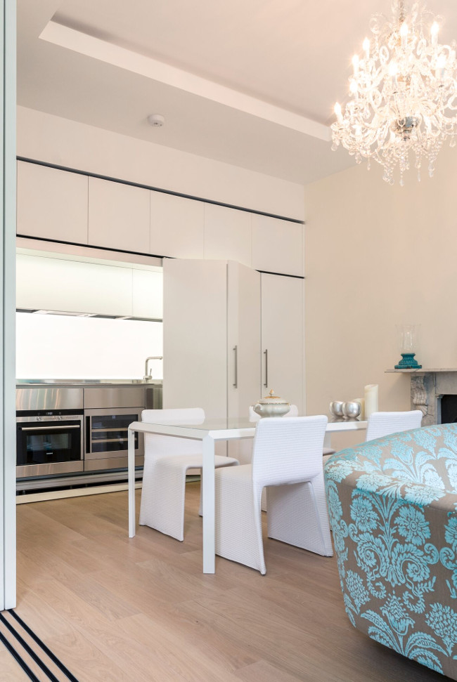 Project: Redcliffe Square in Kensington and Chelsea