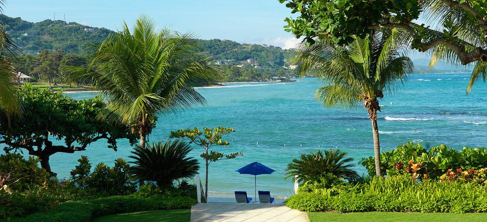 Round Hill Hotel and Villas, Montego Bay in Jamaica