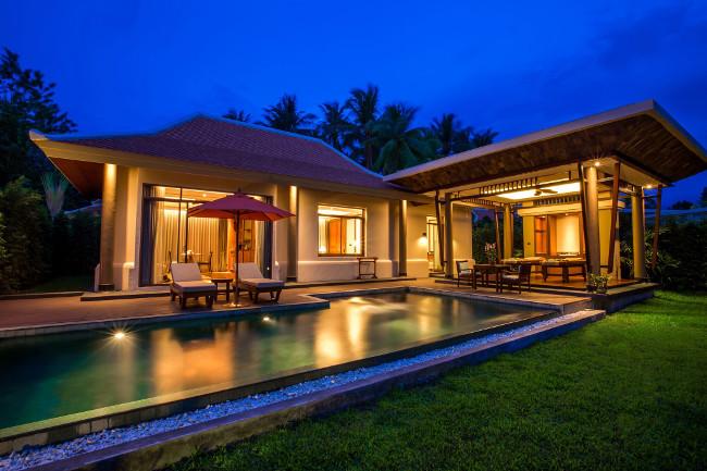 Santiburi Beach Resort and Spa, Thailand