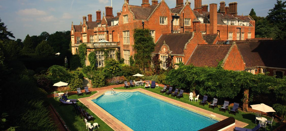 Make A Splash In Britain 39 S Best Outdoor Hotel Pools Luxury Lifestyle Magazine