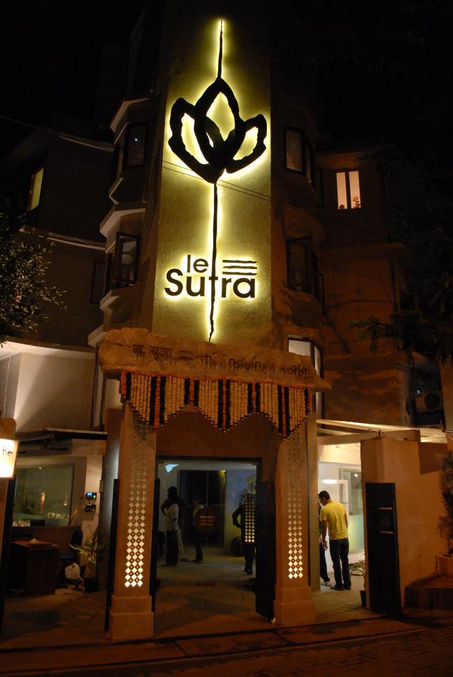 Le Sutra, Khar (W), Mumbai in India