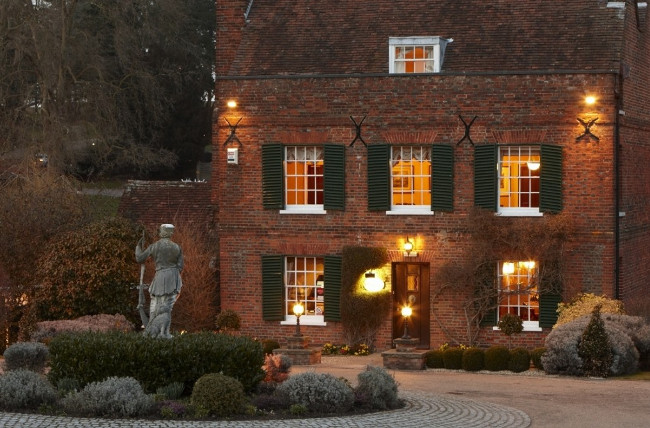 Auberge du Lac at Brocket Hall