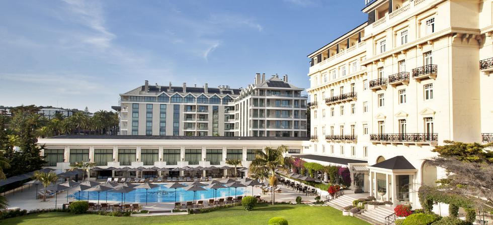 Palacio Estoril Golf Spa Hotel Portugal