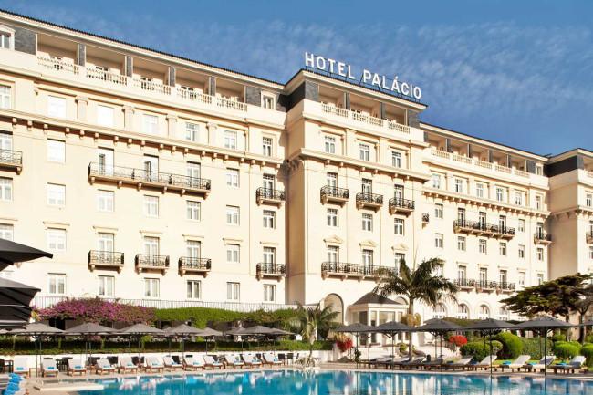 Palacio Estoril Golf & Spa Hotel, Estoril in Portugal