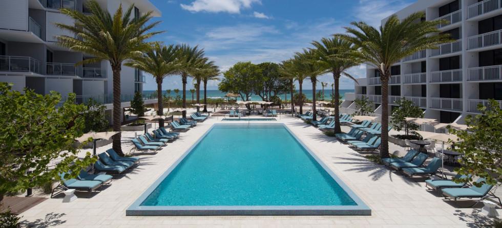 the Zota Beach Resort