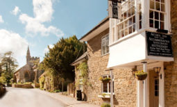 The Acorn Inn, Evershot in Dorset