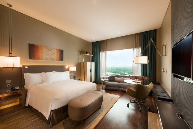 Conrad Pune King Deluxe Room