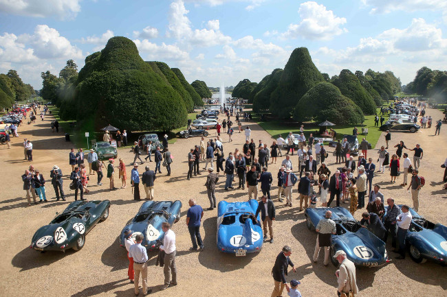 2017 Concours of Elegance