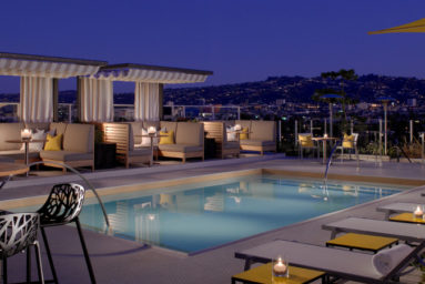 Hotel-The Hotel Wilshire-Los Angeles-CA-Main PoolOveral lNi